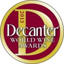Медали Decanter World Wine Awards